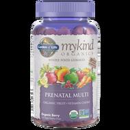 Garden of Life Mykind Organics Prenatal Gummy Multi  120 Fruit Chews