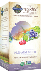 MyKind Organics Prenatal Multi Page