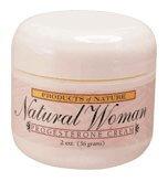 Natural Woman Progesterone Cream Page