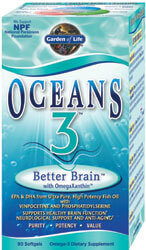 Oceans 3 Better Brain Page