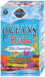 Oceans 3 Kids Chewable Page