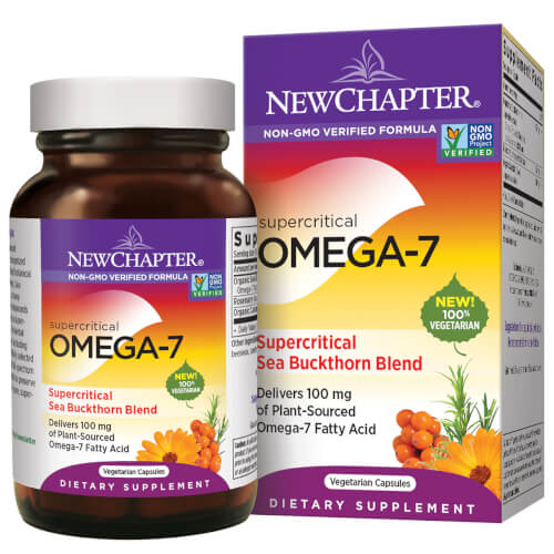 New Chapter Omega 7  60 VCaps
