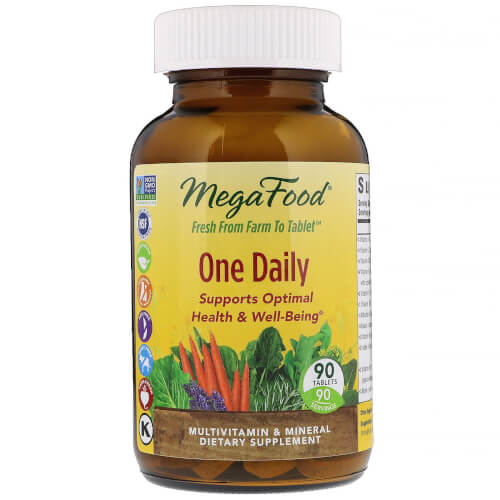 MegaFood One Daily  90 Tablets