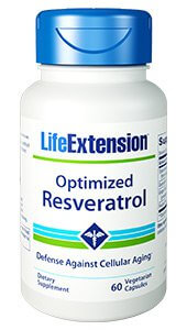 Optimized Resveratrol Page