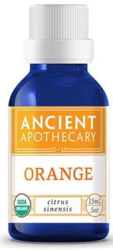 Ancient Nutrition Orange Organic 15 ML Essential Oil