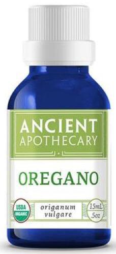 Ancient Nutrition Oregano Organic 15 ML Essential Oil