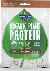 Organic Plant Protein Page