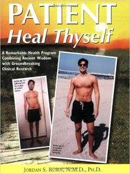 Books Patient Heal Thyself   Paperback by Jordan S Rubin