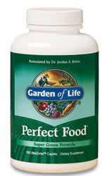 Garden of Life Perfect Food  300 Caplets