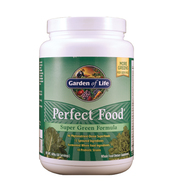 Garden of Life Perfect Food  600 Grams Powder