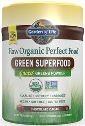 Garden of Life Perfect Food Raw  Organic 570 grams Chocolate Cacao
