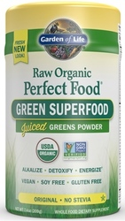 Garden of Life Perfect Food Raw  Organic 209 grams powder