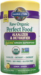 Perfect Food Raw Alkalizer Detoxifier Page
