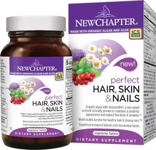 Perfect Hair Skin and Nails Page