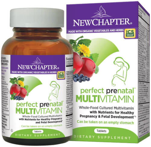 New Chapter Perfect Prenatal  192 Tablets