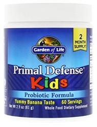 Garden of Life Primal Defense Kids  76.8 Grams Powder