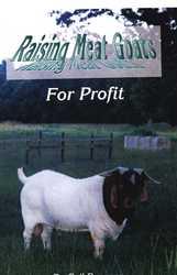 Health Food Emporium Raising Meat Goats for Profit   Paperback