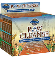 Raw Cleanse Page