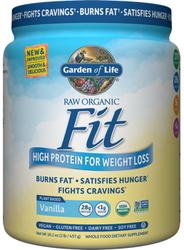 Raw Organic Fit Page