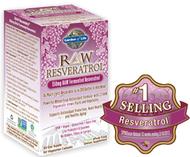Raw Resveratrol Page