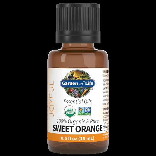 Sweet Orange Page