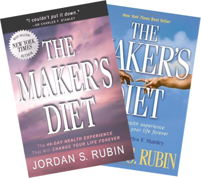 Books The Makers Diet