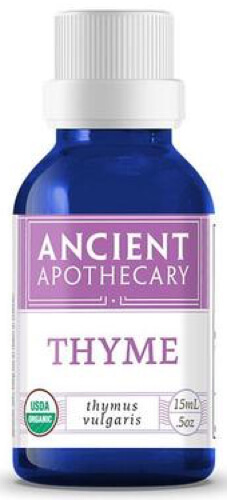 Ancient Nutrition Thyme Organic 15 ML Essential Oil