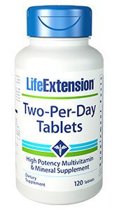 Two Per Day Tablets Page