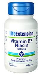Vitamin B3 Niacin Page