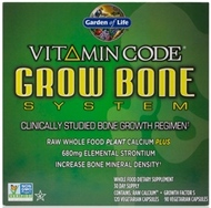 Vitamin Code Grow Bone System Page