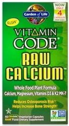Vitamin Code Raw Calcium Page