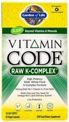 Vitamin Code RAW K Complex  Page