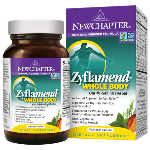 New Chapter Zyflamend  120 Liquid VCaps