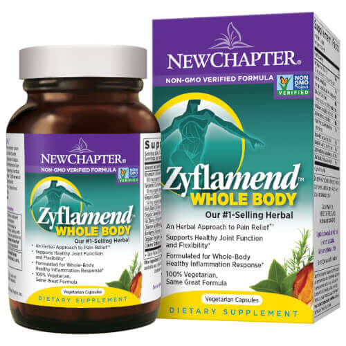 New Chapter Zyflamend  60 Liquid VCaps