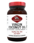 Coconut Oil Product Page