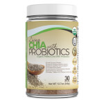 Divine Health Living Chia With Probiotics