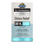 Dr Formulated CBD Probiotics Stress Relief