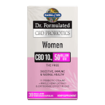 Dr Formulated CBD Probiotics Women