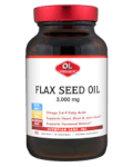 Flax Seed Oil Product Page