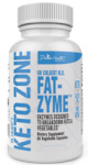 Keto Zone Fat-Zyme Product Page