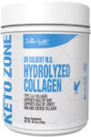 Keto Zone Hydrolyzed Collagen Product Page