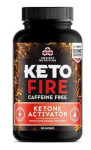 KetoFire Product Page