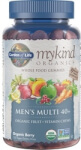 MyKind Organics Mens 40 Plus Gummy Multi Product Page
