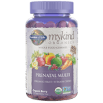 Mykind Organics Prenatal Gummy Multi Product Page