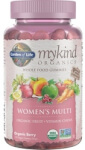 MyKind Organics Womens Gummy Multi Product Page