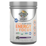 SPORT Organic Plant-Based Energy Focus