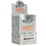 SPORT Organic Plant-Based Energy Focus  Product Page