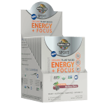 SPORT Organic Plant-Based Energy Focus Sugar Free Product Page