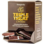 Triple Treat  Chocolate