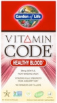 Vitamin Code Healthy Blood Product Page